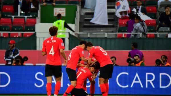 كأس آسيا 2019: كوريا الجنوبية تهزم البحرين 2-1 بعد التمديد وتبلغ ربع النهائي