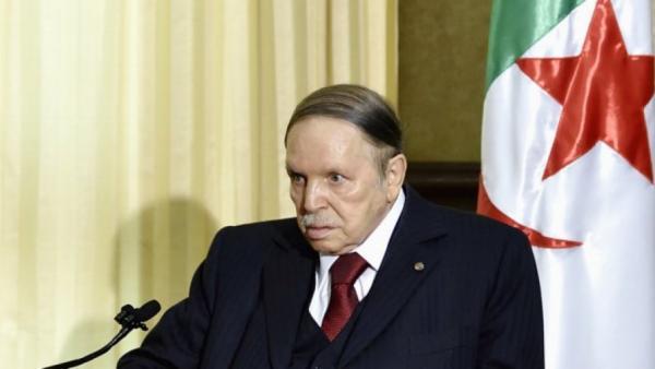 الحزب الحاكم في الجزائر يختار بوتفليقة مرشحا للرئاسة