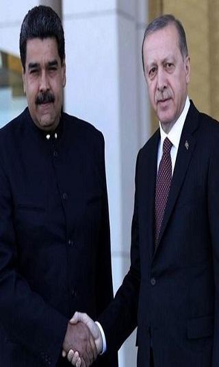 بلومبيرغ: تركيا ساعدت مادورو بنقل ذهب قيمته مليار دولار