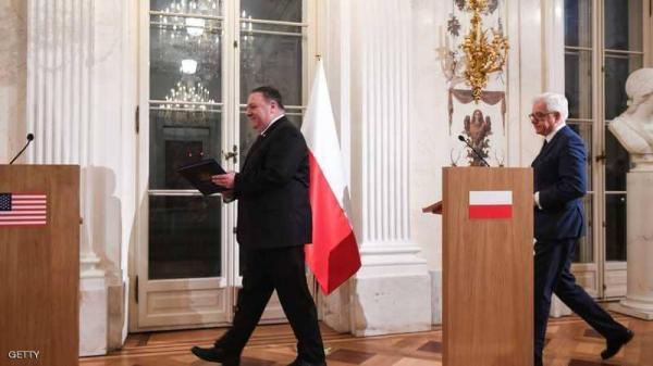 60 دولة في وارسو لتأسيس تحالف لـ&#34لجم&#34 أنشطة إيران المزعزعة للاستقرار