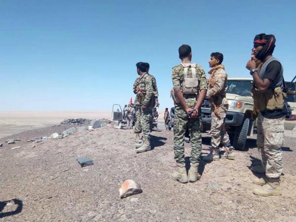 مقتل ثلاثة جنود من الحزام الأمني في أبين