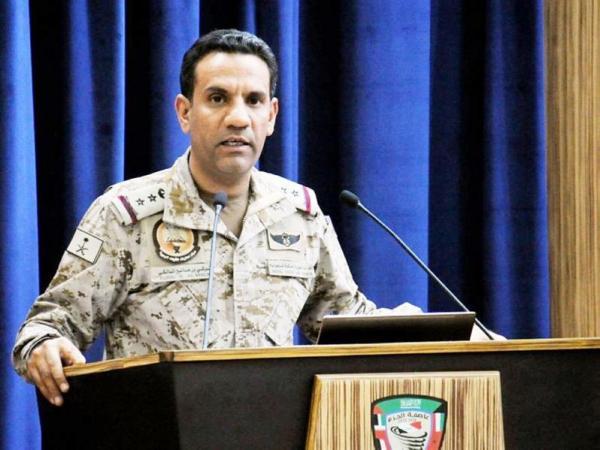 التحالف العربي: انقلاب المليشيا وغياب الشرعية أديا إلى صعود التنظيمات الإرهابية في اليمن