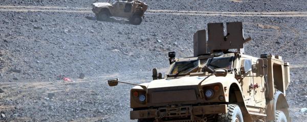 القوات الحكومية تطهر مواقع شرق العاصمة صنعاء
