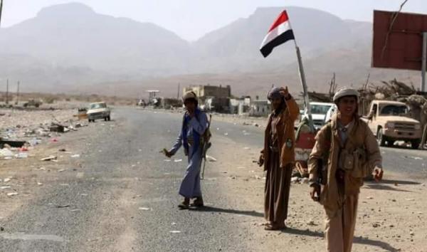 القوات الحكومية تتقدم في البيضاء وتكبد المليشيا خسائر فادحة