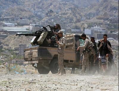 قتلى وجرحى من الحوثيين بهجوم فاشل شرق صنعاء