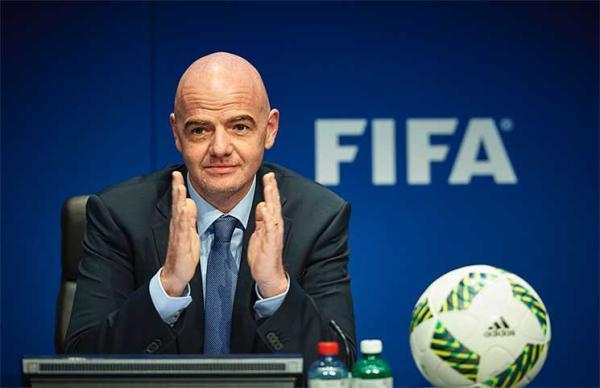 إنفانتينو: إقامة كأس عالم موسعة للأندية اعتبارا من 2021