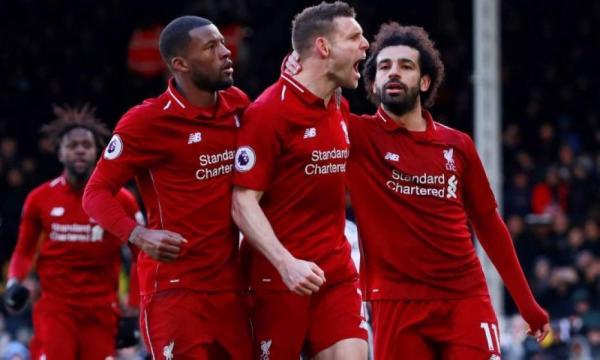 ماني يسجل مجددا ويقود ليفربول لتصدر الدوري الإنجليزي