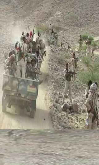 مواجهات بين مسلحي الأحمر والمقدشي بمأرب