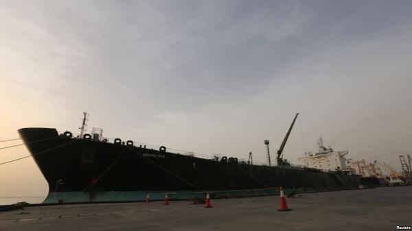 مليشيا الحوثي تحاول تفادي تفتيش 3 سفن نفطية