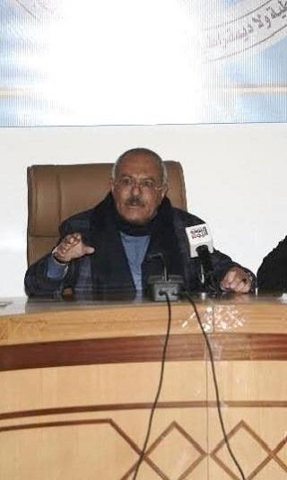 الزعيم صالح يعلق على موقف روسيا في مؤتمر جنيف