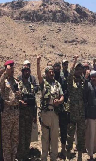 """العميد طارق صالح يكشف عن معركة """"قطع النفس الطويل"""" بالحدود اليمنية السعودية"""