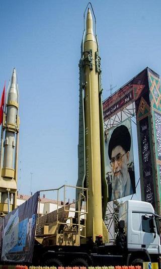 بعضها مسروق والآخر مزوَّر.. تعرف بالفيديو على فضائح الأسلحة الإيرانية &#34الخارقة&#34