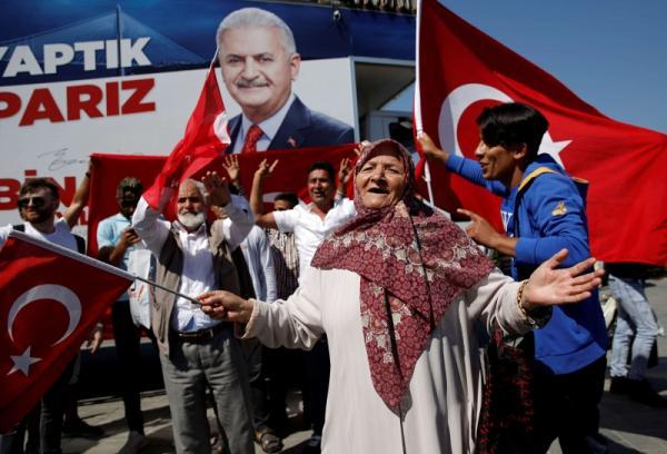 ارتفاع منسوب العنصرية في خطاب حزب أردوغان قبل جولة إعادة انتخابات إسطنبول