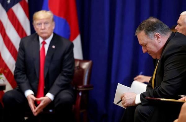 الرئيس الأمريكي: مستمرون بدعم التحالف العربي في اليمن ضد مليشيا الحوثي