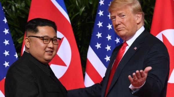 ترامب يتسلم رسالة من زعيم كوريا الشمالية