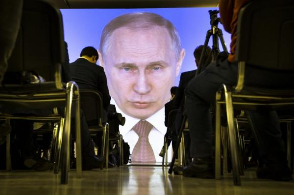 بوتين: علاقاتنا مع الولايات المتحدة من سيء إلى أسوأ