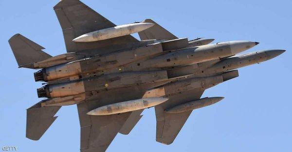التحالف يدك اهداف عسكرية حوثية ويدمر منظومة دفاع جوي بصنعاء