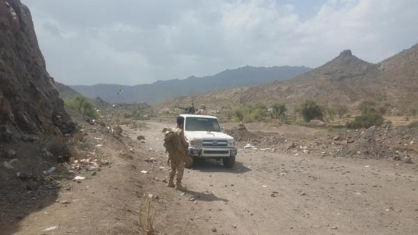 الضالع.. عملية نوعية باغتت الحوثيين في عزلة بتار بقعطبة