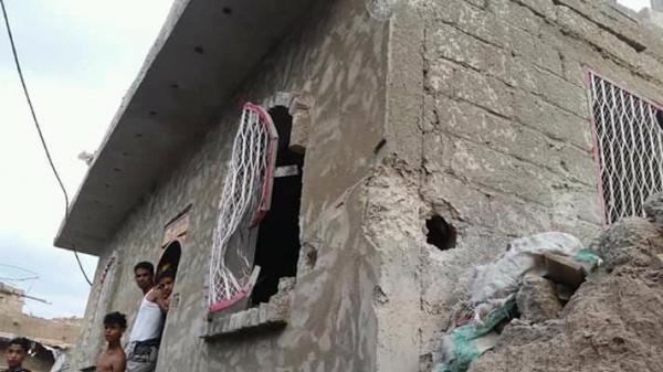 استشهاد امرأة وإصابة أخرى بقصف حوثي طال قرية شخب في قعطبة بالضالع