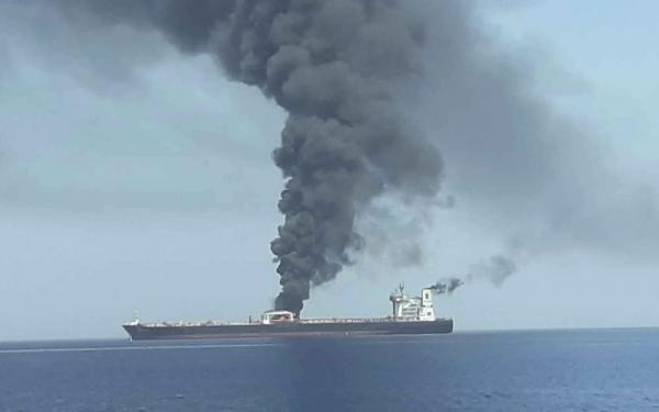بريطانيا تجدد اتهام إيران بهجوم الناقلتين في بحر عمان