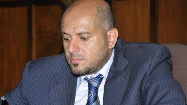 أمين عام المجلس المحلي بأمانة العاصمة بحكومة الحوثي القيادي المؤتمري أمين جمعان يقدم استقالته من منصبه