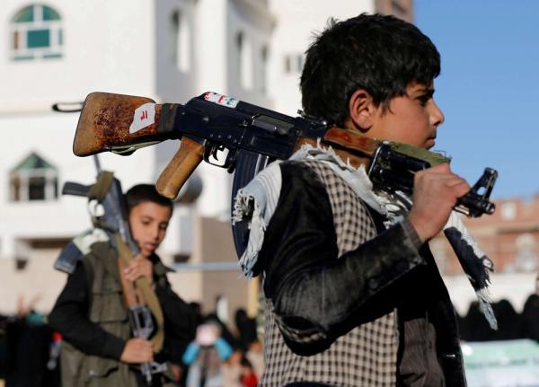 مليشيا الحوثي تركز على تجنيد الأطفال بعد رفض واسع في أوساط الشباب
