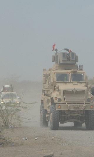 القوات المشتركة تلقي القبض على قيادي حوثي بارز في الحديدة (الاسم)