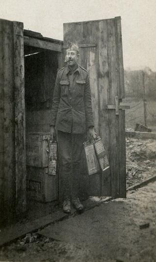 الكشف عن صور التقطت سرًّا من الحرب العالمية الأولى لم تُعرض من قبل
