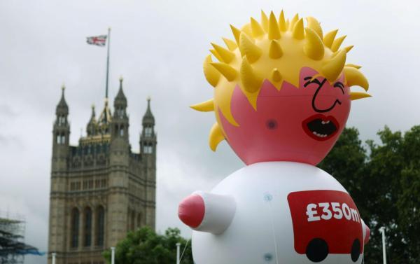 بريطانيا على موعد مع رئيس وزراء غريب الأطوار ومحبوب من ترامب