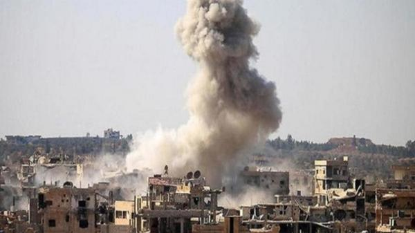 19 قتيلاً في غارات روسية على سوق في شمال غرب سوريا