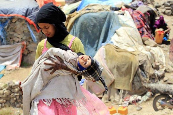 أطراف في المجتمع الدولي تتاجر بالوضع الإنساني في اليمن لإنقاذ الحوثيين