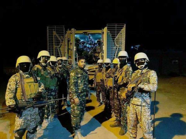 مداهمة وكر خلية ارهابية وضبط افرادها في عدن
