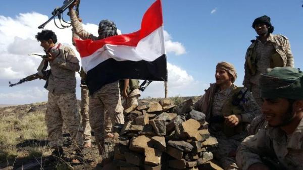 القوات الحكومية تتقدم صوب جرف سلمان بمران صعدة