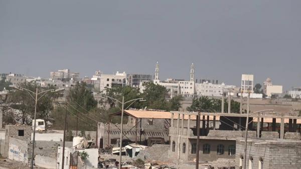 الحوثيون يقصفون مواقع المشتركة في الجبلية جنوب التحيتا بالحديدة