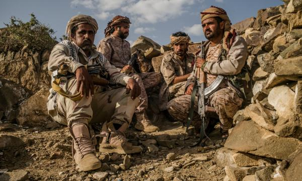 إفشال هجوم لمليشيا الحوثي في مديرية المتون بالجوف