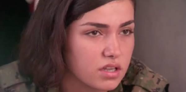 أول عملية انتحارية.. كردية فجرت نفسها في تجمع لـ&#34داعش&#34 قرب كوباني