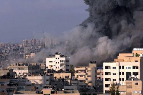 الجيش الإسرائيلي: ضربات جوية إلى غزة بعد هجوم صاروخي على بئر السبع