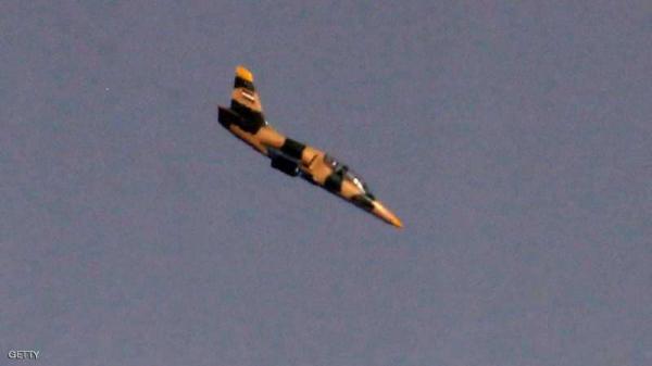 سقوط طائرة حربية روسية وفقدان طياريها