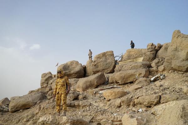 مصرع قيادي حوثي بارز وعدد من مرافقيه في مواجهات بالجوف