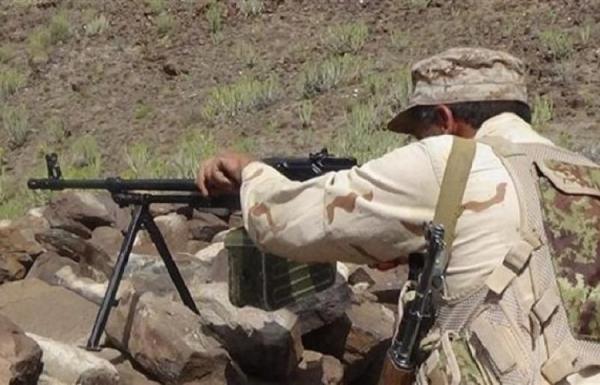 حصيلة معارك الساعات الماضية في محافظة الضالع