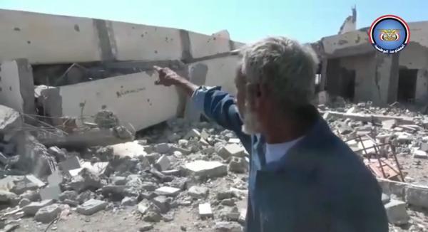 فيديو- أبناء جاح الحديدة يدينون تفجير مليشيا الحوثي لمدرستهم