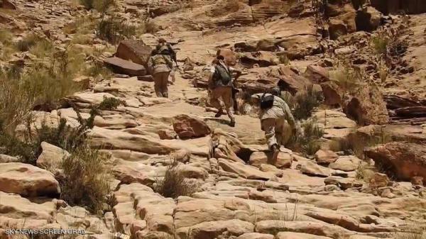 صعدة.. القوات الحكومية تسيطر على حصن باقم والقرى المحيطة به ومواقع مهمة