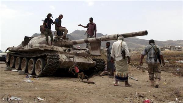 عملية التفاف ناجحة للقوات الحكومية واحتدام المعارك بثلاث جهات حول دمت الضالع
