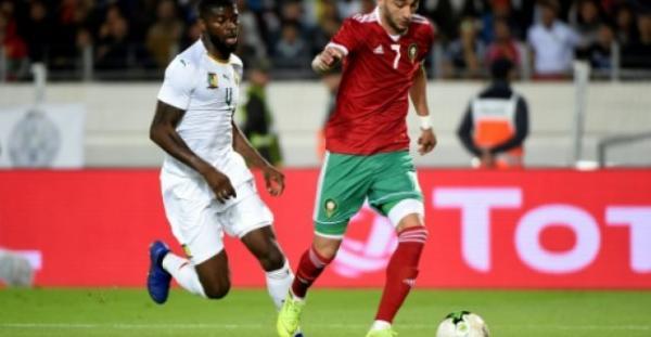 تصفيات أمم أفريقيا 2019: المغرب يفك عقدة الكاميرون بثنائية زياش