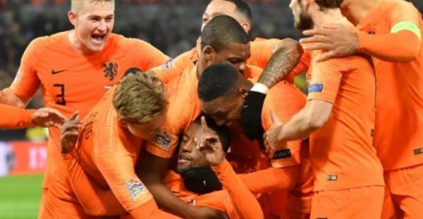 دوري الأمم: هولندا تسقط أبطال العالم وترسل المانيا الى المستوى الثاني