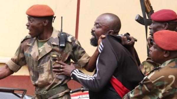 أفريقيا الوسطى تسلم &#34رامبو&#34 إلى المحكمة الجنائية الدولية