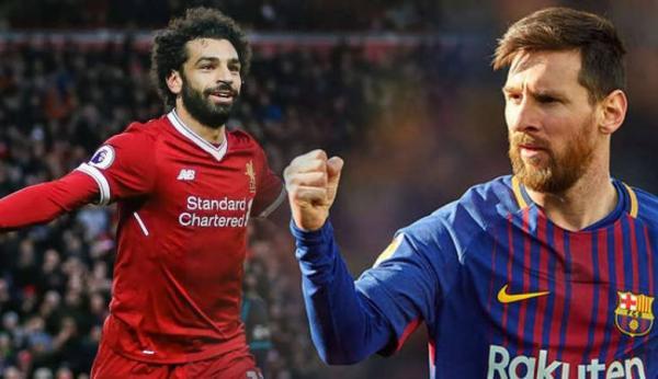 من بينهم صلاح.. ميسي يطلب 4 لاعبين بالاسم في برشلونة