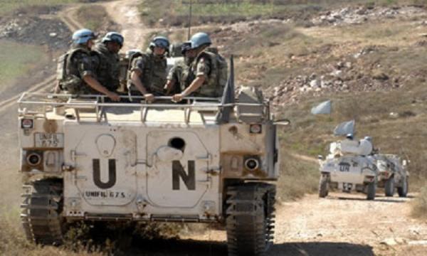 قوات الأمم المتحدة لحفظ السلام تؤكد وجود نفق قريب من الخط الأزرق في إسرائيل