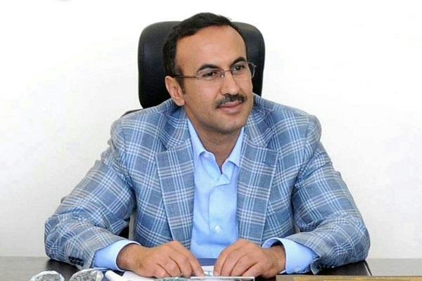 السفير أحمد علي عبدالله صالح يُعزي في استشهاد العقيد أبو حورية