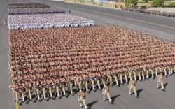بدء مهام الفرق العسكرية المساعدة في عملية إعادة هيكلة الجيش